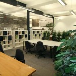 Office Fitouts by Spaceservices at Dog Patch