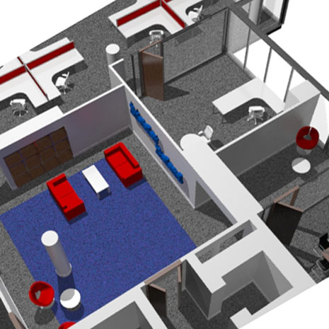 Design Management Services | Office Fit Out | Office Fitout